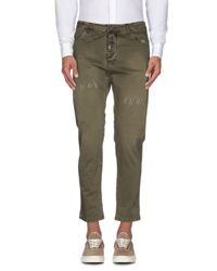 Berna | Green Casual Pants | Lyst