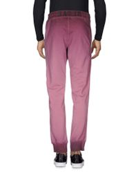 Ra-re - Pink Casual Pants for Men - Lyst