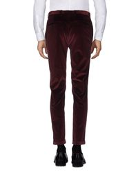 Brian Dales - Blue Casual Trouser for Men - Lyst