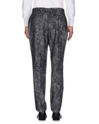 Balenciaga - Gray Casual Pants for Men - Lyst