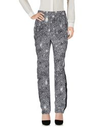 Marc By Marc Jacobs | Gray Casual Pants | Lyst