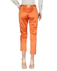 Anna Rachele - Orange Casual Trouser - Lyst