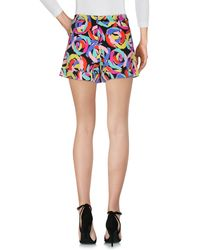 Boutique Moschino | Black Shorts | Lyst