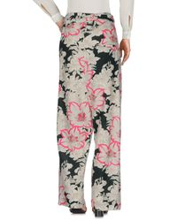 Marni - Green Casual Trouser - Lyst