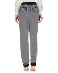 Haider Ackermann | Gray Casual Pants | Lyst