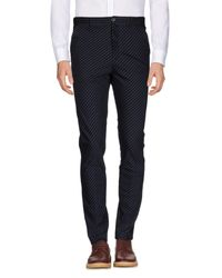 Y. Project | Blue Casual Pants for Men | Lyst