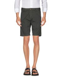 Paul Smith | Green Bermuda Shorts for Men | Lyst