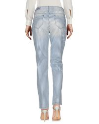 Swildens - Blue Casual Pants - Lyst