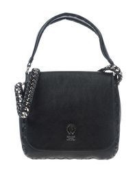 Roberto Cavalli - Black Shoulder Bag - Lyst