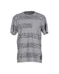 Carhartt | Gray T-shirt for Men | Lyst