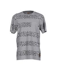Carhartt | Gray T-shirt for Men | Lyst