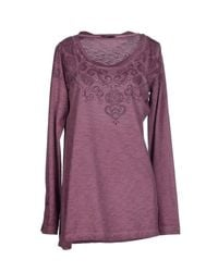 Ra-re   Brown T-shirt   Lyst