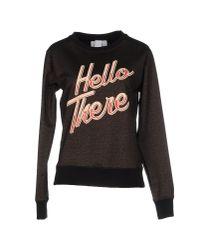 De'Hart | Black Sweatshirt | Lyst
