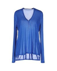 Schumacher - Blue T-shirt - Lyst