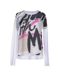 Schumacher - White T-shirt - Lyst