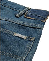 Chimala - Blue Denim Trousers for Men - Lyst