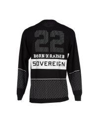 Born X Raised - Black T-shirt for Men - Lyst