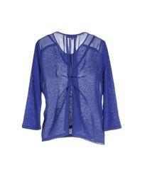Suncoo - Blue Sweater - Lyst