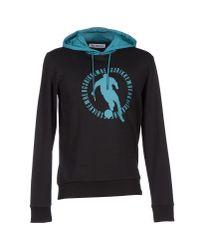 Bikkembergs | Blue Sweatshirt for Men | Lyst