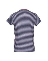 Hilfiger Denim - Blue T-shirt for Men - Lyst