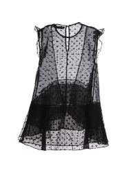 Isabel Marant - Black Top - Lyst
