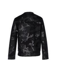 Valentino - Black Sweatshirt - Lyst