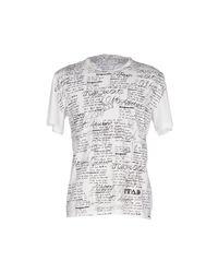 Golden Goose Deluxe Brand - White T-shirt - Lyst