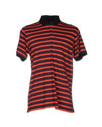 Marc By Marc Jacobs | Blue Polo Shirt for Men | Lyst