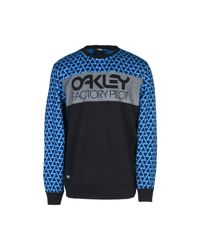 Oakley | Gray Sweatshirt for Men | Lyst