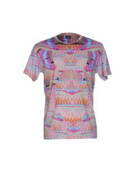 Marcelo Burlon | Purple T-shirt for Men | Lyst