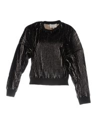 3.1 Phillip Lim - Black Sweatshirt - Lyst