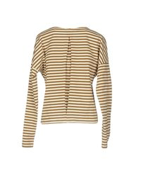 Roberto Collina - Natural T-shirt - Lyst