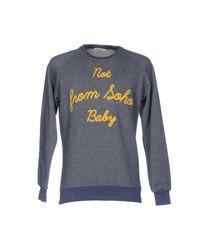 Berna | Blue Sweatshirt for Men | Lyst