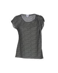 Armani - Gray T-shirt - Lyst
