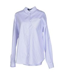 Jacquemus - Blue Shirt - Lyst