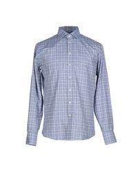 Thomas Pink | Blue Shirt for Men | Lyst