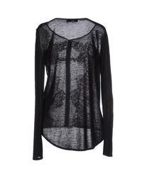 Liu Jo - Black Shirt - Lyst