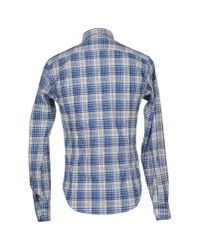Storm - Blue Shirt for Men - Lyst