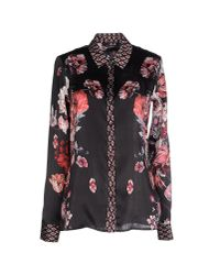 Liu Jo - Black Shirt - Lyst