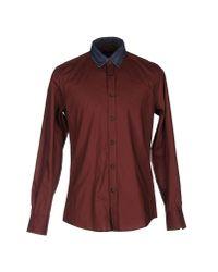 Antony Morato - Multicolor Shirt for Men - Lyst