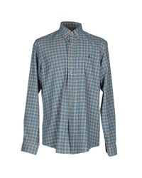 Polo Ralph Lauren - Blue Shirt for Men - Lyst