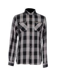 Scotch & Soda   Black Shirt for Men   Lyst