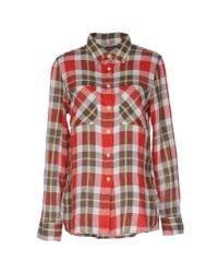 Denim & Supply Ralph Lauren | Red Shirt | Lyst