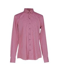 Dolce & Gabbana - Multicolor Shirt for Men - Lyst
