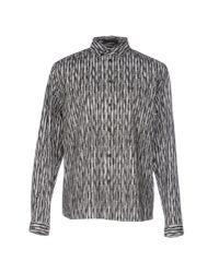 Christopher Kane | Gray Shirt for Men | Lyst