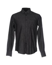 Rag & Bone - Gray Shirt for Men - Lyst