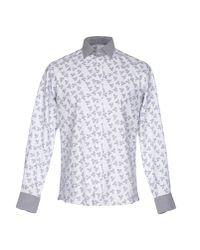 Etro | Gray Shirt for Men | Lyst