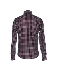 B.D. Baggies - Red Shirt for Men - Lyst
