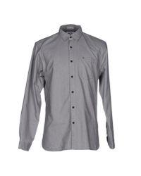 Hilfiger Denim | Gray Shirt for Men | Lyst