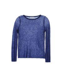Beayukmui | Blue Cashmere Sweater | Lyst
